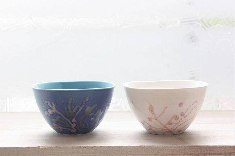 やちむんのボウル|珊瑚シリーズの沖縄食器